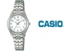 Casio LTP1129A analog watch (HER) with triple fold buckle just for OMR 8 instead of OMR 10. Order now from alatoolmuscat.com and get Free Delivery.