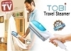 As Seen On TV: TOBI Travel Steamer for only OMR 9 instead of OMR 20+ Free Delivery. Have a wrinkle free day always. Save more than 50% on this  extra light weight portable travel steamer only on alatoolmuscat.com!