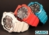 Get a Stylish CASIO AQS810WC TOUGH SOLAR MENS WATCH For OMR 16 Only. Choose from 3 different colours exclusively via alatoolmuscat.com!