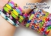 Loom Bands are here! Do It Yourself Accessory – make Bracelets, Necklaces, Rings and much more. Choose from 2 kits – Small for OMR 3.5 & Large for OMR 6.5 via alatoolmuscat.com!