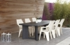 Plan your comfy outdoor hangout using Garden or Outdoor tables starting from OMR 15, available in different  sizes choose from the options below exclusively via alatoolmuscat.com !