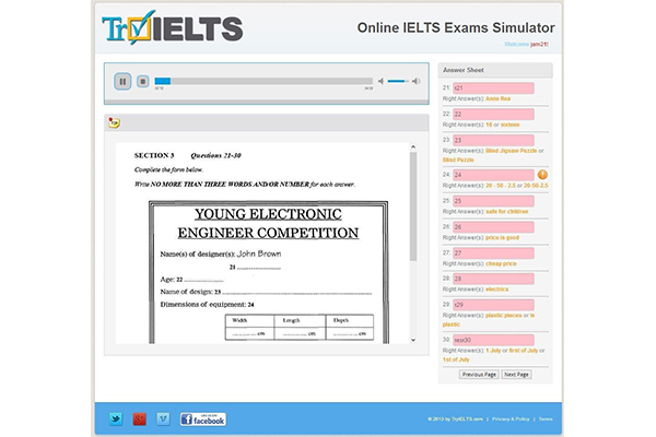 IELTS Tips and Preparation